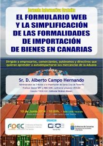 JORNADA DUA FDEC - CEOE - Cartel 10-6-2014