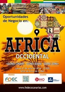 CARTEL OPORTUNIDADES DE NEGOCIO EN AFRICA OCCIDENTAL - FDEC