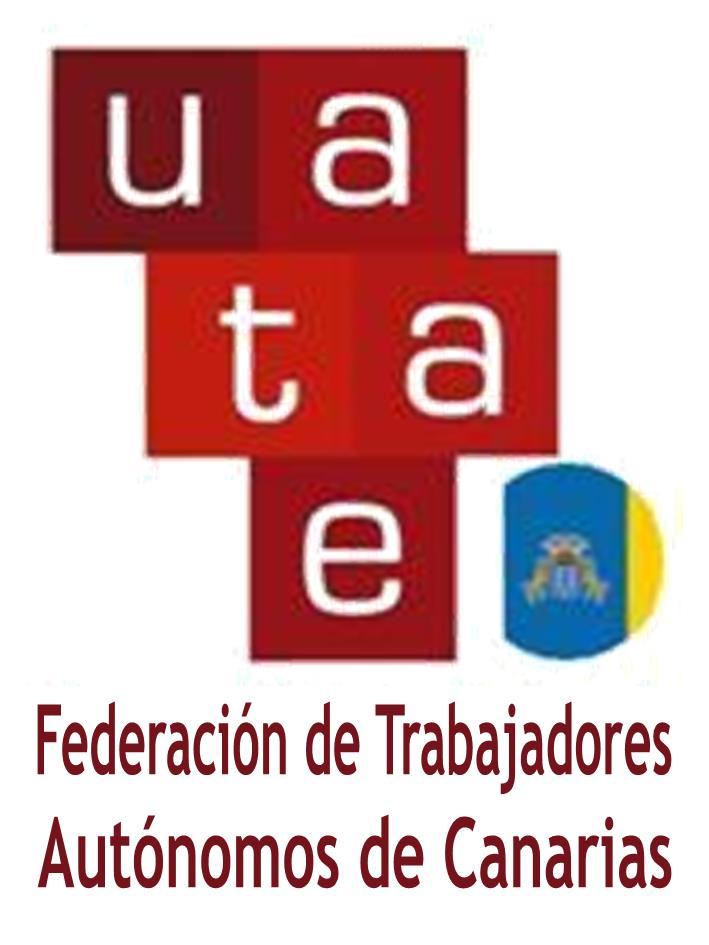 Logo UATAE CANARIAS