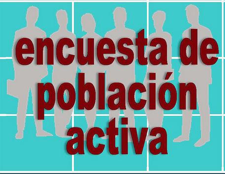 EPA - Encuesta Población Activa