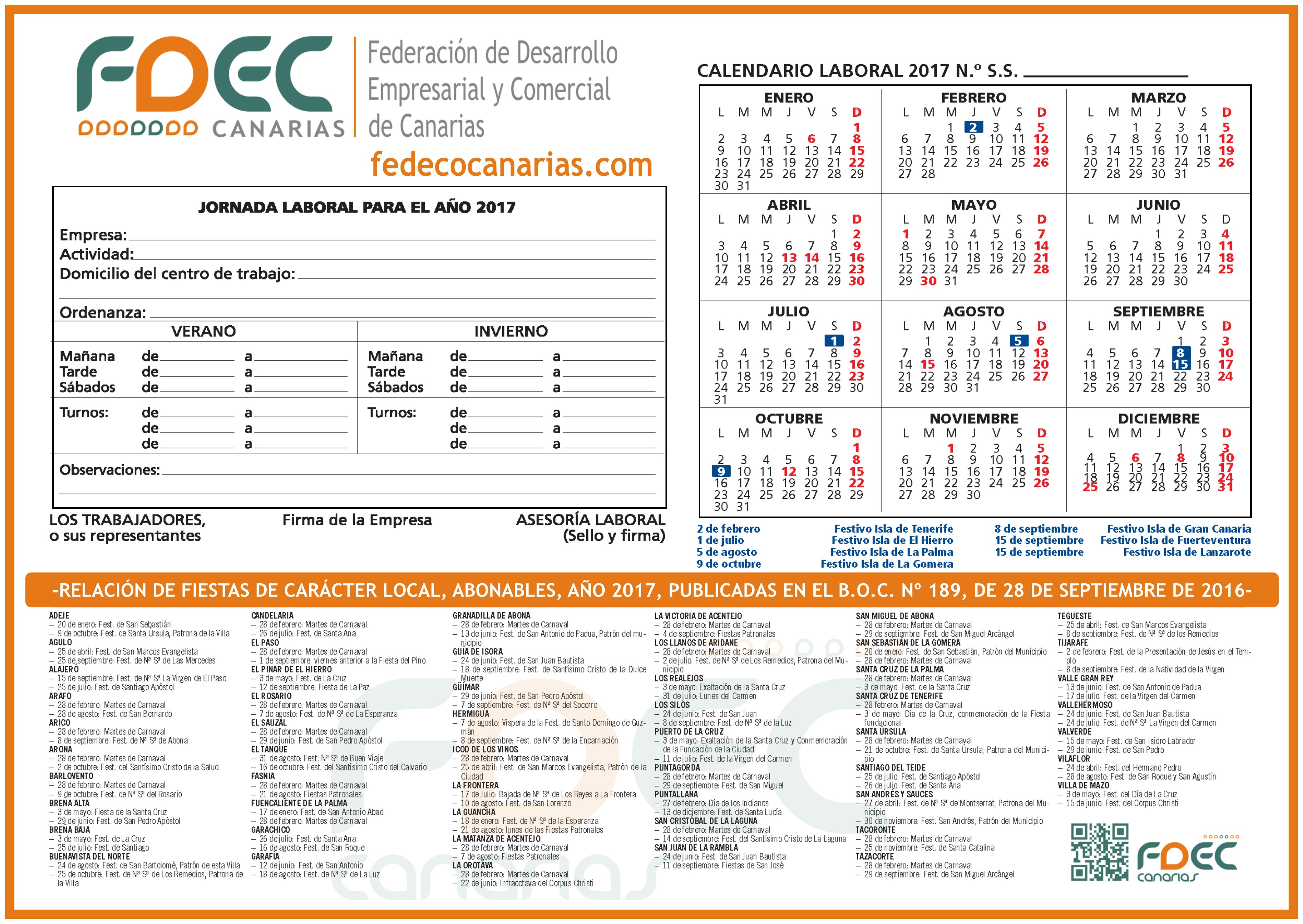 calendario-laboral-fdec-tenerife-2017