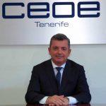 Nuevo Secretario General CEOE-Tenerife